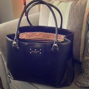 Kate Spade Large satchel- great condition!